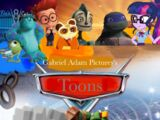 Toons (Cars) (Gabriel Adam Pictures Style) (Version 2)