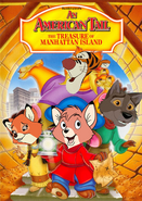 An American Tale-The Treasure of Manhattan Island (1998)