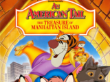 An American Tail 3: The Treasure of Manhattan Island (Davidchannel's Version)