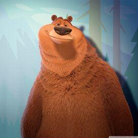 Boog the Bear
