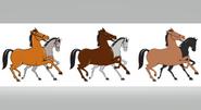 Horses From Company Idiot