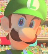 Luigi in Mario & Sonic at the Olympic Games (2007)