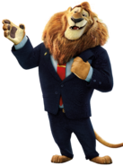 Mayor Leodore Lionheart