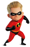 Mr Dash incredibles 2