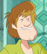 Shaggy Rogers in Scooby Doo Mystery Inc.