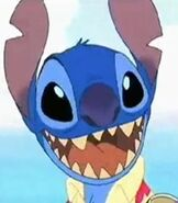 Stitch in Lilo & Stitch- The Series