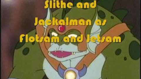 The Little Teen Titan cast video