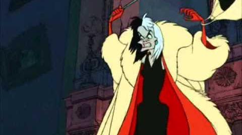 Bugs Bunny Tells Off Cruella De Vil