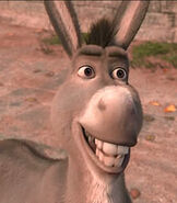 Donkey in Shrek the Third
