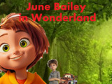 June Bailey in Wonderland