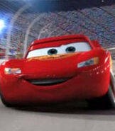 Lightning McQueen in Cars