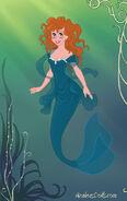 Mermaid Merida
