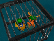 Super Villain Pablo and Tyrone Crying
