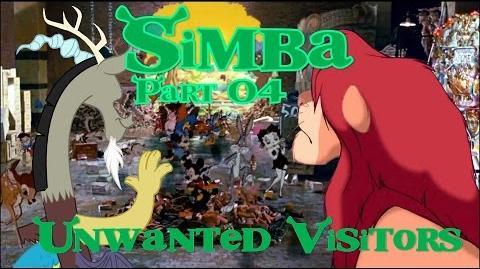 """""""Simba"""" (Shrek) Part 04 - Unwanted Visitors"""