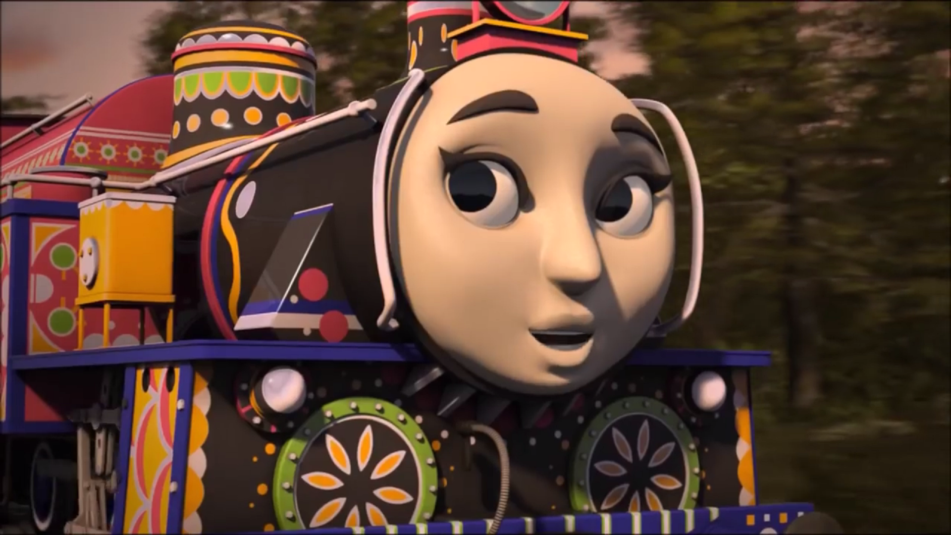Ashima the indian engine the parody wiki fandom powered by wikia ashima the indian engine thecheapjerseys Image collections