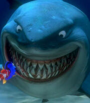 Bruce in Finding Nemo