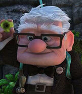 Carl Fredricksen in Up