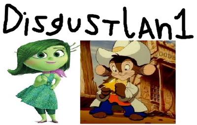 Mrs. Disgustlan 1