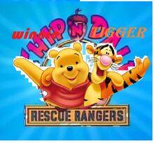 Winnie n tigger rescue Rangers