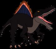 Amsu the Spinosaurus