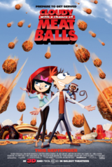 Cloudy with a Chance of Meatballs (Justin Quintanilla)