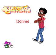 Donnie(My SU OC)