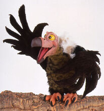 Guffrey the Vulture