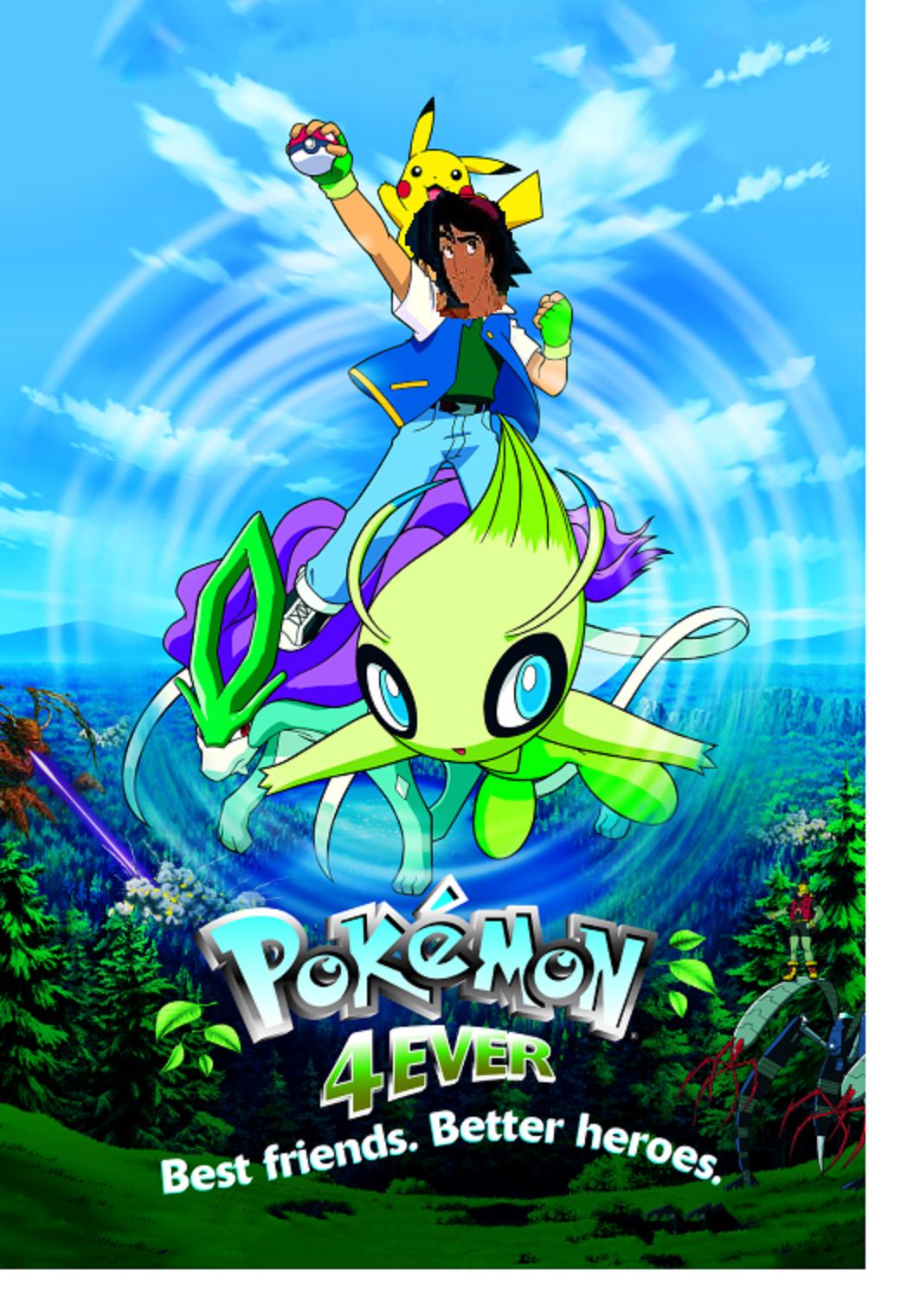 Pokemon 4ever 4000movies Style The Parody Wiki Fandom