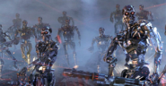 Terminator robots