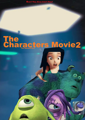 The Characters Movie 2 The Second Part (2019) Poster