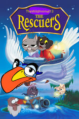 The Rescuers (TheWildAnimal13 Animal Style)