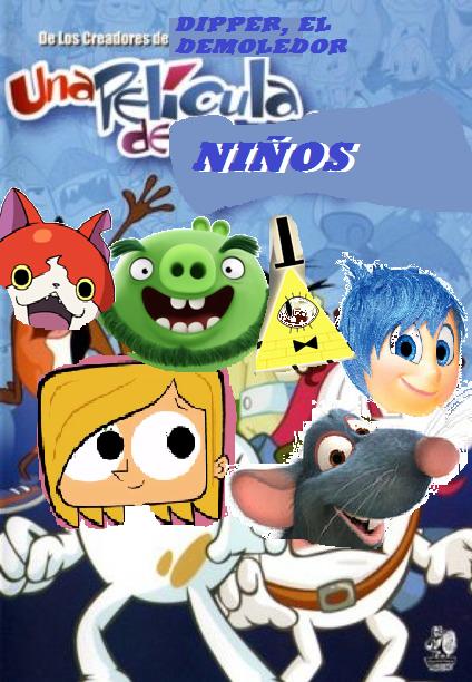 Una película de niños