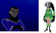 Aqualad and Cheshire
