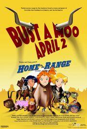 Home on the Range (Disney and Sega Style) Poster