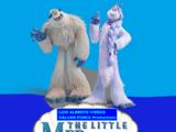 The Little Mer-Yeti