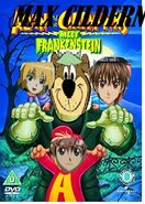 Max taylor and the childern meets frankenstwein