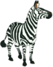 Ornald the Burchell's Zebra
