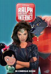 Ralph breaks the internet wreckit ralph two ver10 xlg