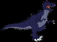 Armor Heartless tyrannosaurus form therainbowfriends
