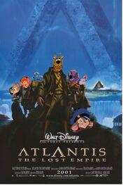 Atlantis ooglyeye style