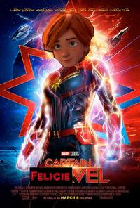 Captain Felicievel (Poster)