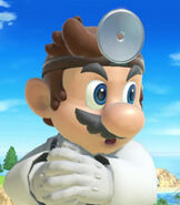 Dr. Mario in Super Smash Bros. Ultimate