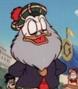 Flintheart Glomgold in DuckTales