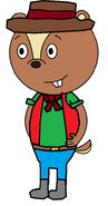Mr Chris Pepper as Toon Bullet 4