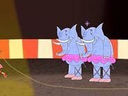Pinky Dinky Doo Elephants
