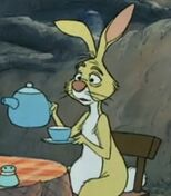 Rabbit in The Many Adventures of Winnie the Pooh