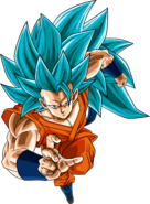 Super saiyan blue 3 goku dragonball super by rayzorblade189-d9uwd4z
