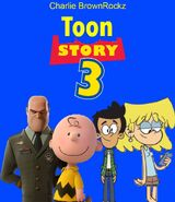 Toon Story 3 (2010; Movie Poster)-0
