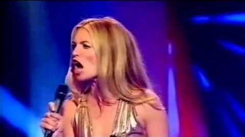 Cat Deeley tells Queen of Hearts to Shut Up