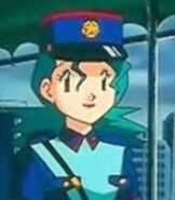 Officer Jenny in Pokemon the First Movie